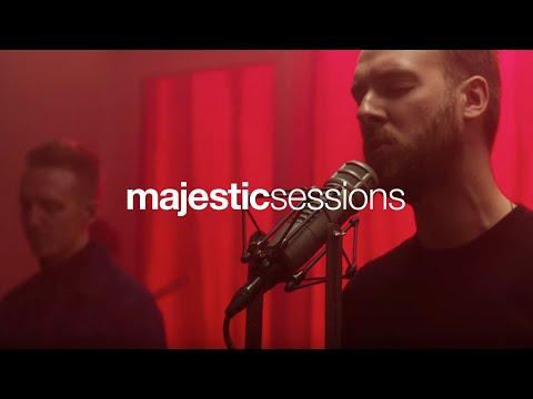 HONNE - I Just Wanna Go Back ◐  Majestic Sessions