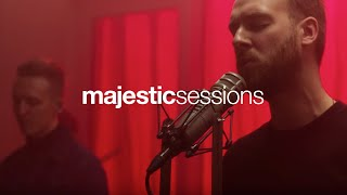 Gambar cover HONNE - I Just Wanna Go Back ◐ | Majestic Sessions