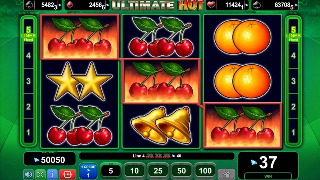 Ultimate Slots Online