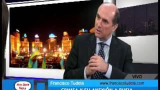 El mundo con Tudela: Crimea y su anexión a Rusia