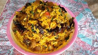 Palm Oil Jollof Rice Recipe: Best Way to Cook Palm Oil Jollof Rice/Native Rice