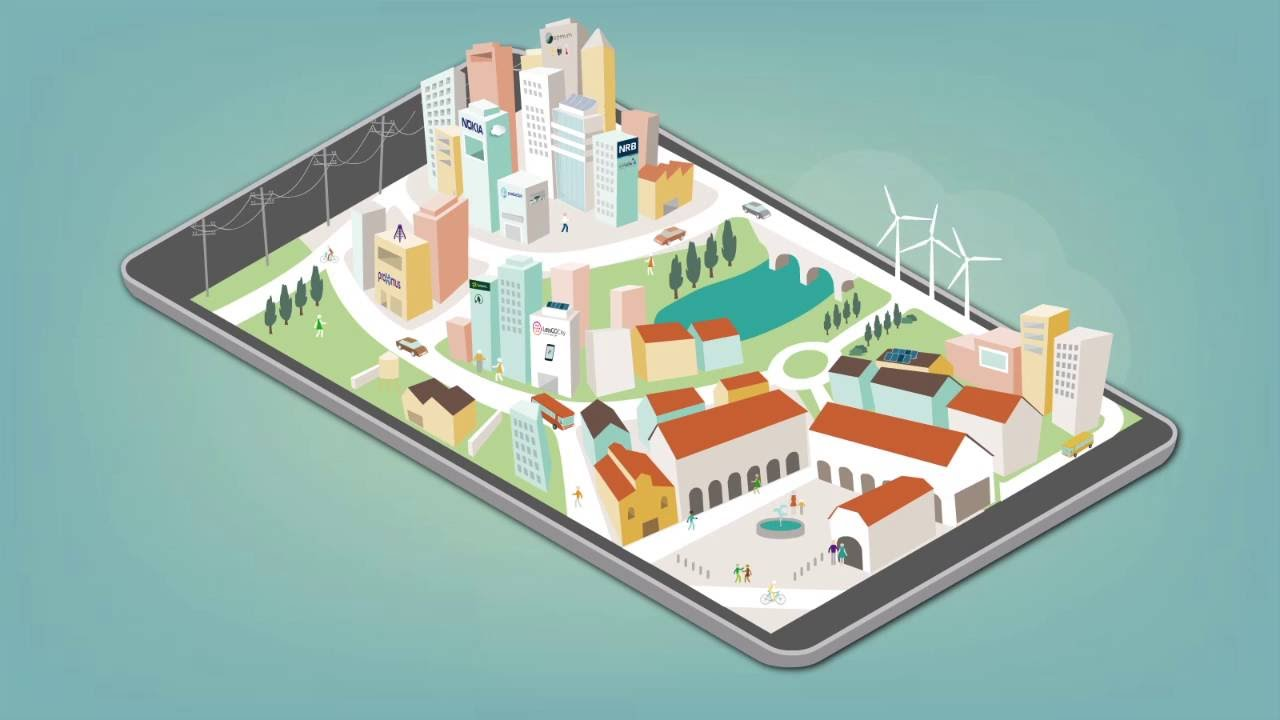 SmartCity Live, un exemple concret de smartcities autour ...
