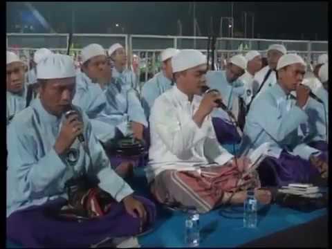 Sholawat QOMARUN - Ahbaabul Musthofa vocal Gus Wahid (Kaltim Bersholawat)