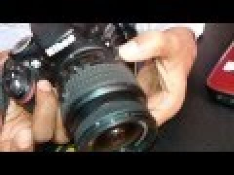 How to Use a DSLR Camera Bangla Video-2