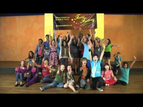 Fame Factory Schauspielschule für Kids und Teens