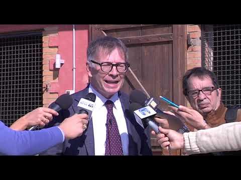 Primo piano - Conferenza sindaco De Mossi su Raol - 23 ottobre 2018