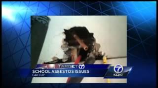 Asbestos At Gallup School