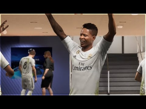 What Happens if Alex Hunter WINS the Champions League? FIFA 19 The Journey