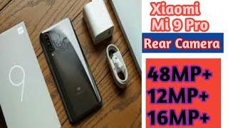 Xiaomi Mi 9 Pro 5G Smartphone Camera