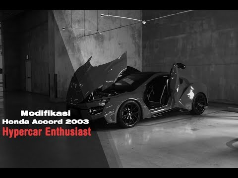 Modifikasi Honda Accord 2003: Hypercar Enthusiast