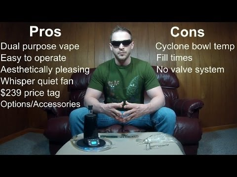 Arizer Extreme Q Vaporizer Review and Tutorial – VaporizerWizard.com
