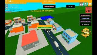 City Architect-Roblox Pt1