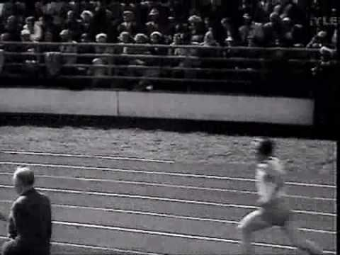 1952 Olympic Games 800m