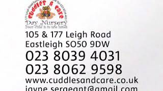 Day Nurseries - Cuddles & Care Day Nursery