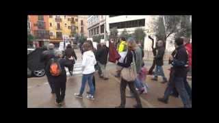 Huelga General / Mercado del Olivar en Palma - Mallorca en la red