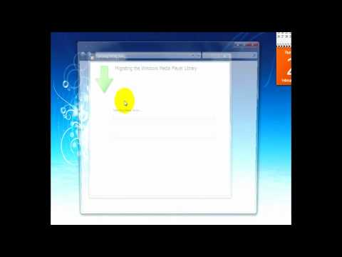 How To Reset Windows® Media Player