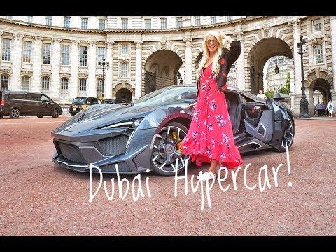 Dubai's Own Hypercar – The $1.6 Million Fenyr
