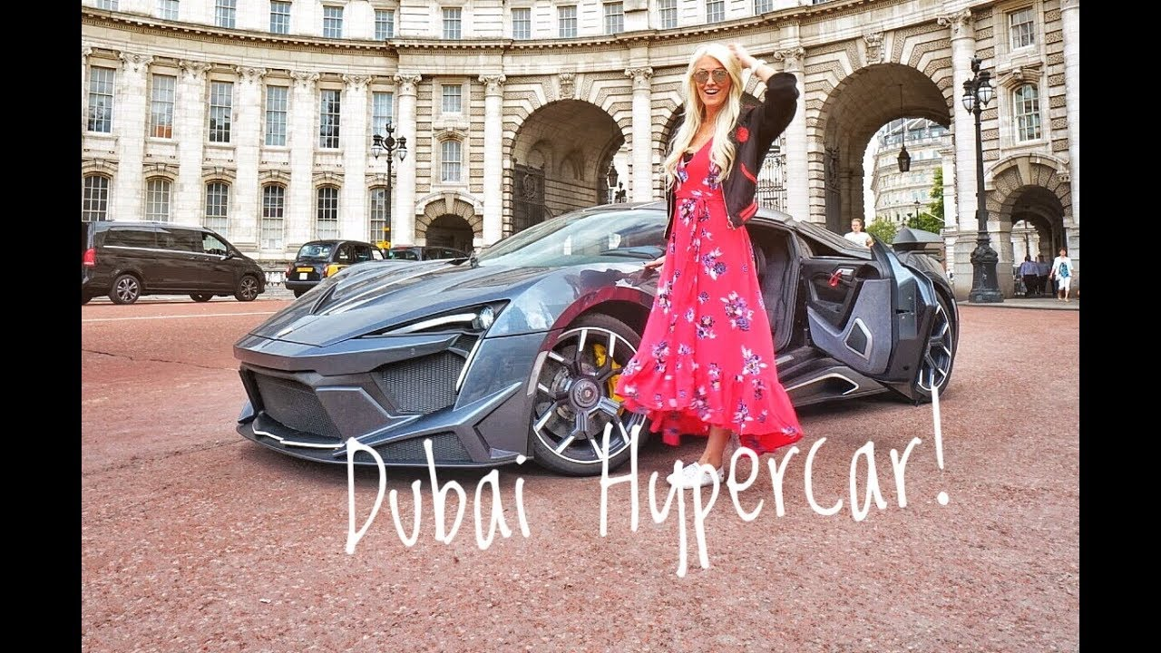 Dubai's Own Hypercar - The $1.6 Million Fenyr