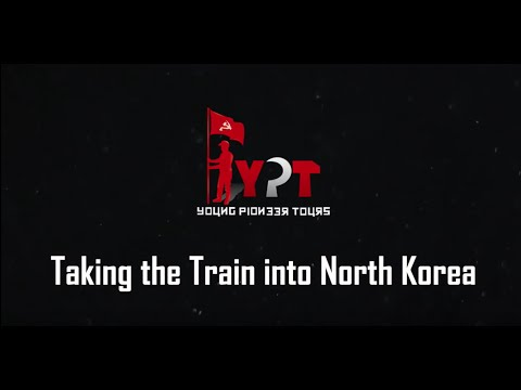 Taking the train into North Korea - July 2016