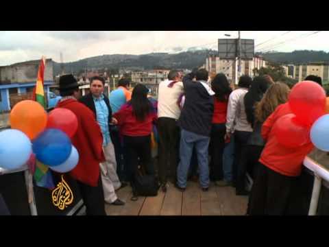 Ecuador set for presidential vote