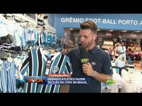 Torcida Do Grêmio Faz Festa Para Decisão Da Copa Do Brasil Contra O Galo