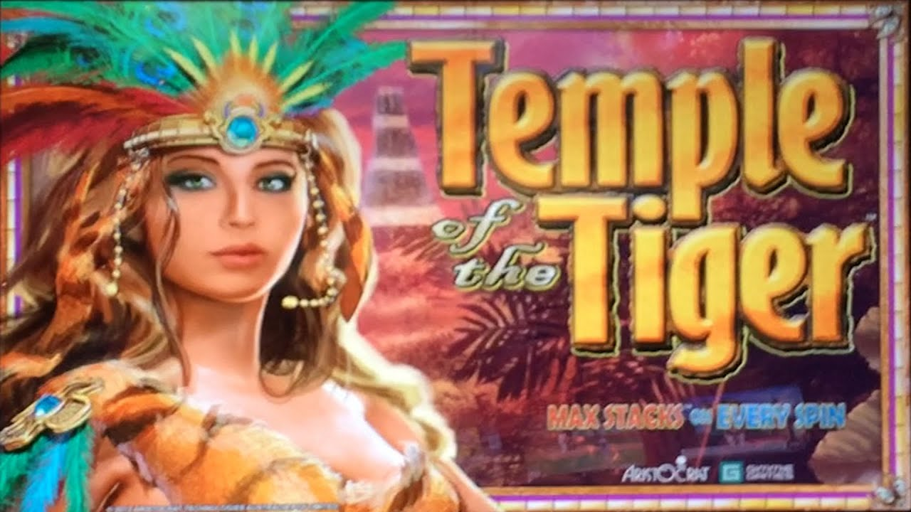 Temple Of The Tiger Slot Machine Free