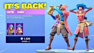 MAGICIANS SKINS & RAPTOR SKIN IS BACK! Fortnite ITEM SHOP [January 14, 2019] Fortnite Battle Royale