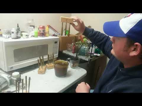 How to Dip Soft Plastic Tube Baits