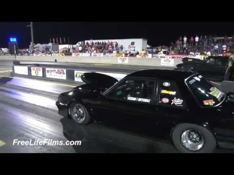 Barry Mitchell Outlaw 275 Finals at No Mercy 5!!