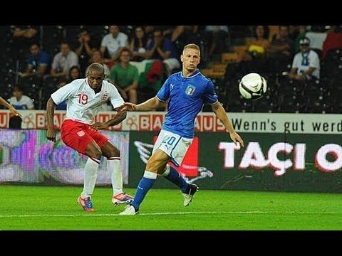 Italy vs England 1-2, Spectacular Defoe goal, Jagielka, De Rossi Goals & Highlights | FATV
