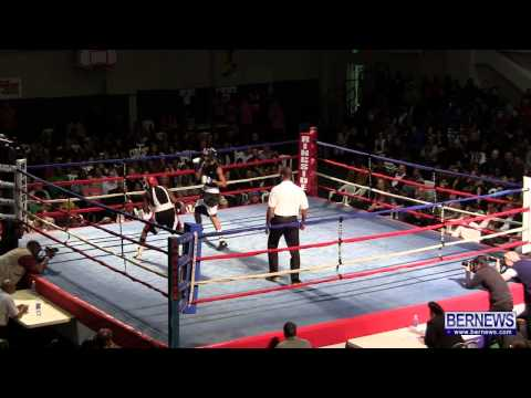 Andre Lambe vs Christoph Gooch At Fight Night 15, Feb 2 2013
