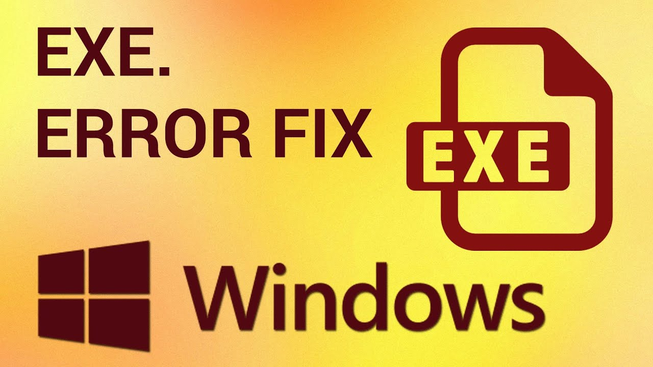 How to Run an EXE file if Windows Can't Run it (Windows EXE Fix)