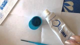 Обзор на краску estel графит для бровей