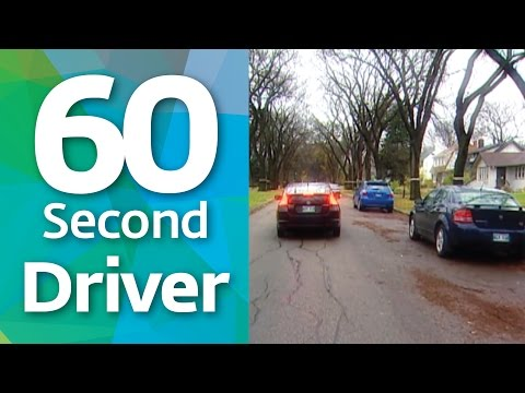 60 Second Driver - Parallel Parking
