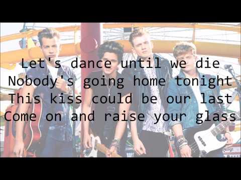 The Vamps - Last Night (with Lyrics)
