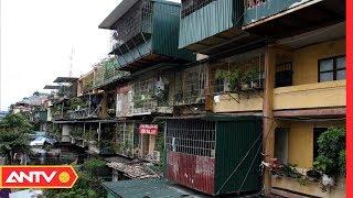 'Chuồng cọp' chung cư mọc lên như nấm ở giữa lòng Thủ đô   An toàn sống   ANTV