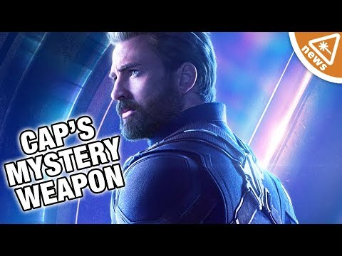 What Is Captain America's Mystery Weapon? (Nerdist News w/ J