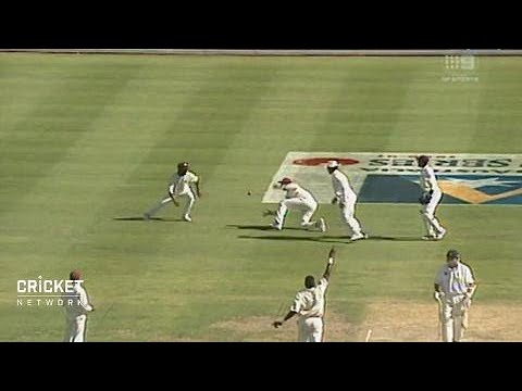 Classic commentary moments with Bill Lawry