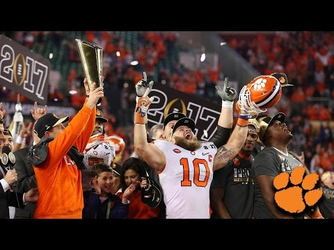 Clemson in 2017: Reloading For A Repeat