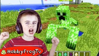 minecraft-mod-kids-video-game-compilation-with-hobbyfrog