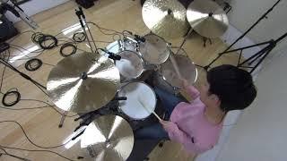 豊崎愛生/ハニーアンドループス Drum cover by Shun Hakogi
