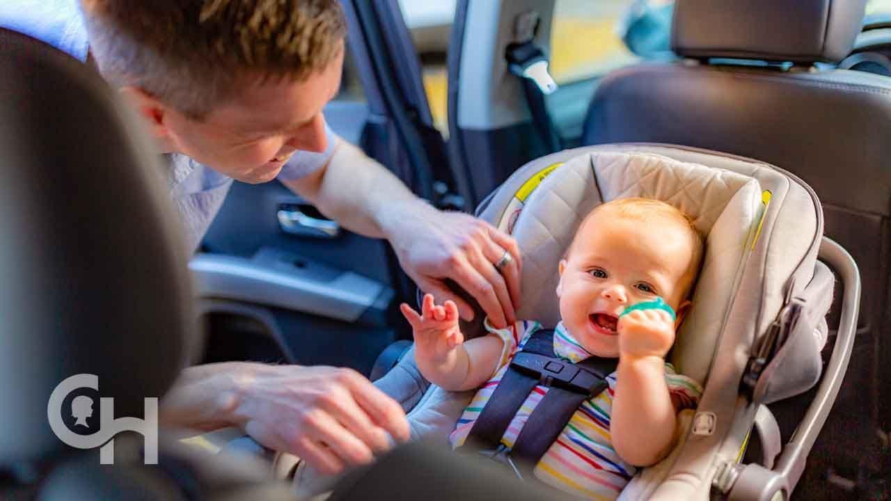Toddler car seat rear facing