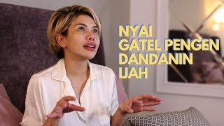 Gambar cover Nyai Gatel Pengen Dandanin Ijah!   Nyai Story #2