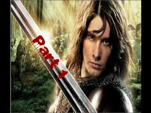 Let's Play The Chronicles Of Narnia Prince Caspian Part 1: (HORSEMAN POWER!!!!)