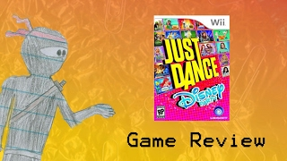 Just Dance Disney Party (Wii) - Review
