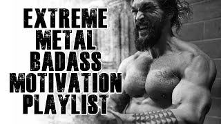 Working Out Metal Playlist (Aggressive / Extreme / Nu Metal)