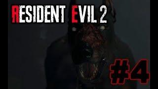 RESIDENT EVIL 2 REMAKE # 4 #