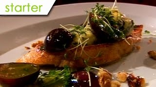 Grape Salad With Blue Cheese And Walnut Bread - Silent Cooking With Patrick Müller (with Recipe)