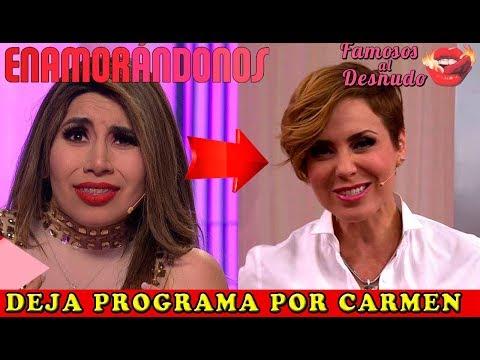 Carmen Muñoz Expulsa Definitivamente  a Bebeshita de Enamorándonos