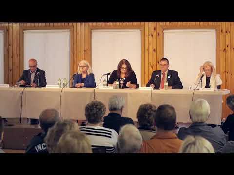 Forum des candidats à la préfecture de la MRC de Pontiac